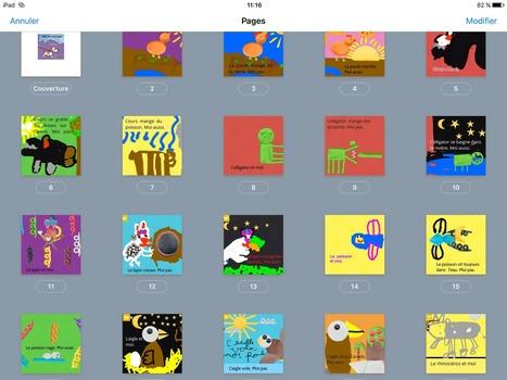 Créer un livre ePub dans Book Creator à plusieurs tablettes - | Uso seguro de la red | Scoop.it