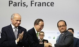 World leaders hail Paris climate deal as 'major leap for mankind' | NRG_ENV_newsletter | Scoop.it