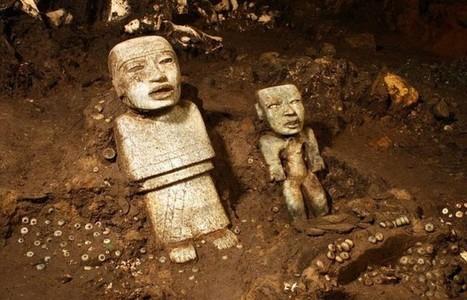 Encuentran más de 50.000 objetos en Teotihuacán | historian: science and earth | Scoop.it