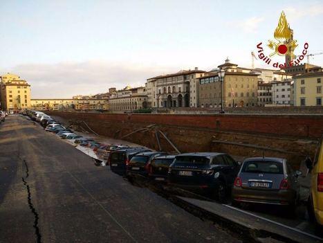 SPROFONDAMENTO LUNGARNO TORRIGIANI | La Gazzetta Di Lella - News From Italy - Italiaans Nieuws | Scoop.it