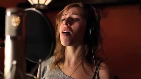 "Lake Street Dive in the Studio: Rachael Price Sings ""What I'm Doing Here"" In One Complete Take - YouTube 