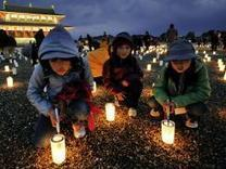 Japan marks tsunami anniversary with moment of silence - USA TODAY | Topics of my interest | Scoop.it