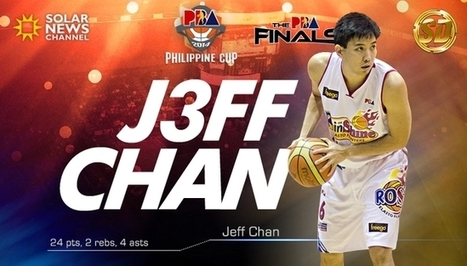 PBA FINALS: Chan, Rain or Shine take Game 5 to extend series - Solar Sports Desk | Philippine Basketball Association at its finest | Scoop.it