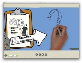 Education - Sparkol VideoScribe | Writing Online | Scoop.it