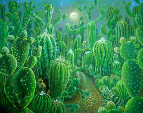 San Pedro: One Of Mother Nature's Most Powerful Psychedelics | Ayahuasca  アヤワスカ | Scoop.it