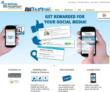 Social Passport | AQUI SOCIAL MEDIA | Scoop.it