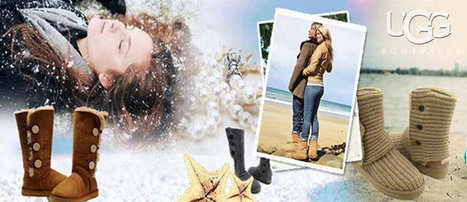 Soldes Bottes Ugg Et Chaussures Timberland Pas Cher 2013 France Paris Online | fashion trends | Scoop.it