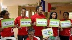 JMJ Rio 2013 : les derniers préparatifs des jeunes catholiques de ... - Réunion 1ère | JMJ Rio 2013 | Scoop.it