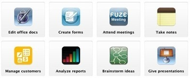 CDW Survey: More Proof of iPad's Enterprise Momentum — iPad Insight | Curtin iPad User Group | Scoop.it