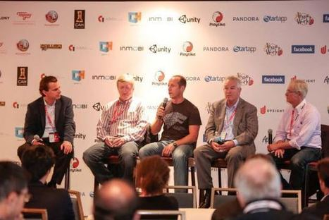 Panel: Funding the Next Billion Dollar Gaming Company | IDG Ventures USA | Scoop.it