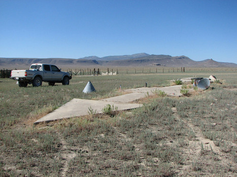 Giant Concrete Arrows Across America | Geography Education | Scoop.it
