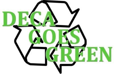 Wisconsin DECA Community Service: DECA Goes Green | Green & Healthy Schools Wisconsin | Scoop.it