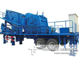 Impact type Mobile Crushing Plant,Portable Impact Crusher,Mobile Impact crusher,mobile rock Crusher - Mobile Crushing Plant - Tengfei Machinery | Ball Mill for AAC plant,AAC Bucket Elevator,Jaw Crusher for AAC Plant | Scoop.it