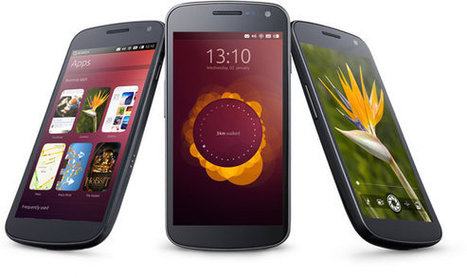 Canonical Announces Ubuntu for Phones | Embedded Systems News | Scoop.it