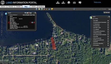 Land Records Investigation Gets Bionic Upgrade in Minnesota | Geospatial technologies | Scoop.it