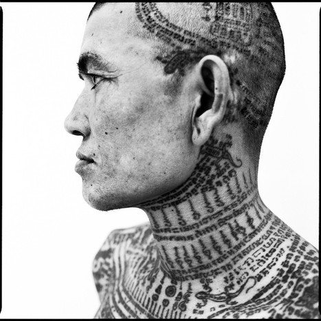 Thailand's Sacred Tattoo Tradition | A Picture Is Worth A Thousand Words (or more) | Scoop.it