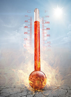 Hot enough for ya? Tips to handle the heat from emergency medicine experts | Sustain Our Earth | Scoop.it