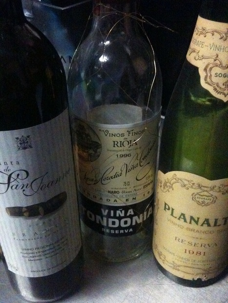 A idade é um estatuto | Wine Lovers | Scoop.it