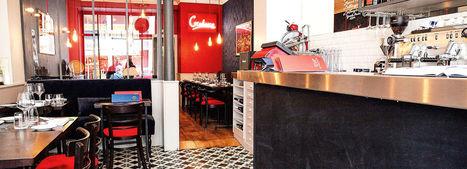 De l'Italie plein les papilles parisiennes | tendances food | Scoop.it