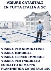 Effettua le visure catastali online | VisureEnonSolo News | visure | Scoop.it
