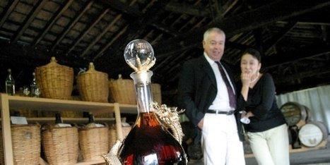 De l'or et 2765 diamants : une carafe de cognac hors de prix à Jarnac (16) | Actualités du Cognac | Scoop.it