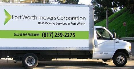 Pin by Avery Hen on Commercial Moving | Pinterest | Fort Worth movers Corporation | Scoop.it