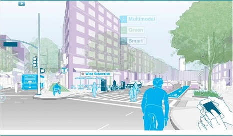 Rethinking the Streetspace: What's Next? | green streets | Scoop.it