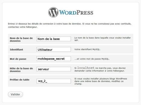 Installer 2 noms de domaine sur le même hébergement - OVH et WordPress | Wordpress pour les noobs comme moi | Scoop.it