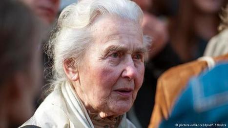 ′Nazi Grandma′ holocaust denier Ursula Haverbeck sentenced to jail | Europe | DW.COM | 02.09.2016 | World at War | Scoop.it