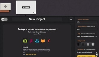 Free Technology for Teachers: Dropr - Create Multimedia Portfolios | Technology and language learning | Scoop.it