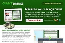Gigantic Savings ads | spyware | Scoop.it