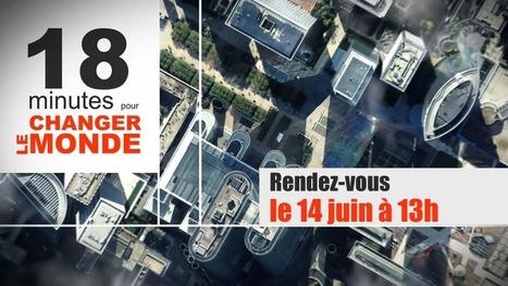 TEDx PARIS LA DEFENSE 2012 LIVE DIRECT VIDEO #TEDxLaDefense   Nouveaux paradigmes   Scoop.it