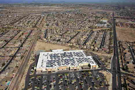 The Urban Neighborhood Wal-Mart: A Blessing Or A Curse? | Haak's APHG | Scoop.it