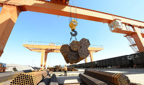 China is getting freight traffic back on the rails   Global Logistics Trends and News   Scoop.it