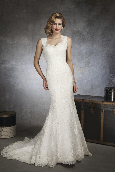 2013 Justin Alexander Wedding Dresses and Gowns ~ Collection in Lace and Organza | Wedding Secrets | Scoop.it