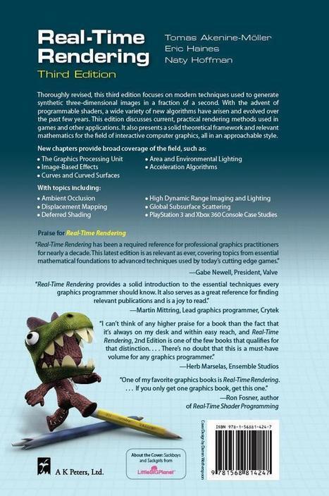 Real-Time Rendering Book Information | Realtime Rendering | Scoop.it