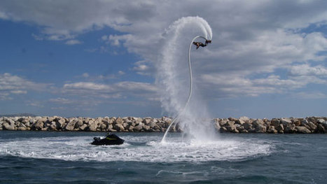 The Most Extreme Summer Sports: Flyboarding | Events, Sports, Travel, Pro-Athlete Insurance | Scoop.it