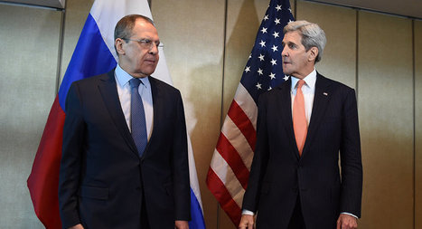 Kerry: Agreement Reached on 'Full Cessation of Hostilities' in Syria | Saif al Islam | Scoop.it