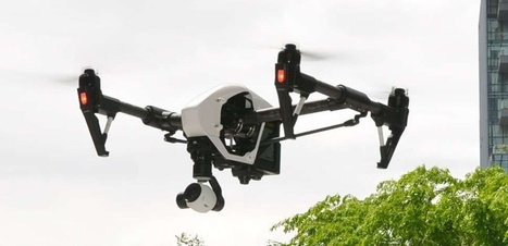 3 atouts indiscutables des drones pour l'écologie | SandyPims | Scoop.it
