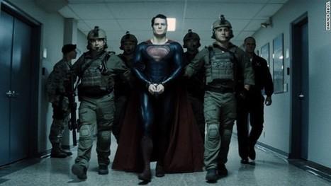 'Man of Steel': Not the familiar Superman (fan)fare | your friend | Scoop.it