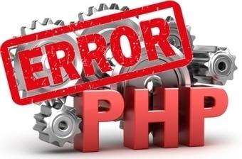 Gérer les erreurs dans un script PHP | Web dev and more | Scoop.it