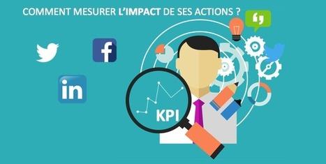 Statistiques, KPI... comment mesurer ses actions sur les réseaux sociaux ? | CommunityManagementActus | Scoop.it