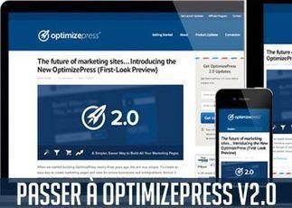 Mise à Jour OptimizePress v2 : les galères d'une nouvelle version ! #Webmarketing | Formation en ligne | Scoop.it