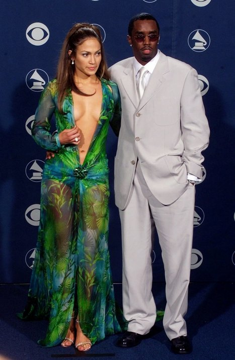 How Jennifer Lopez's infamous 2000 Grammys dress inspired Google image search | Daring Ed Tech | Scoop.it