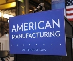 White House looks to 3D printing with $200 million plan for military, energy manufacturing | Aerospace Innovation & Technology | Scoop.it