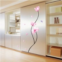 Children Furniture - Easy Instant Decoration Wall Sticker Decal - Perfect Flower Stem | Decoration & home staging | Scoop.it