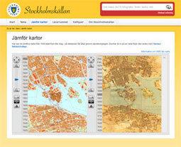 Kolla Källans idélåda » Historiska bilder på nätet och i klassrummet | Uppdrag : Skolbibliotek | Scoop.it