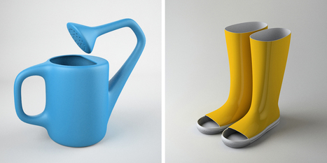 Designer Creates Perfectly Useless Product Designs | all things creative | Scoop.it
