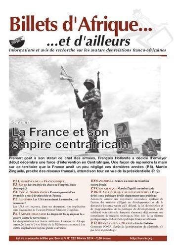 Le dispositif français pour la « guerre contre le terrorisme » | Le Sahel, un espace instable | Scoop.it