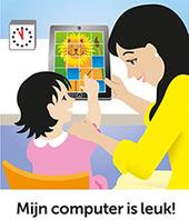 'Mijn computer is leuk!': boekje voor ouders met jonge kinderen over internet   Mediawijsheid   Scoop.it
